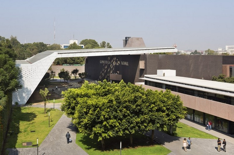 Cineteca Nacional max of cult3
