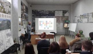 Семинар FunderMax в НАУ для 5 курса архитекторов